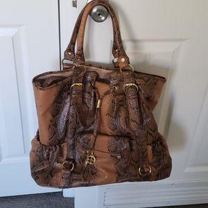 Iman large bag